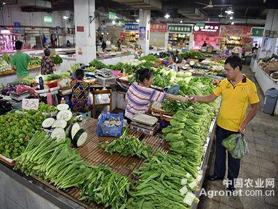 重庆南坪:做群众真心喜欢的菜篮子(图)